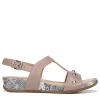 YARDINA SANDALS IN TURTLEDOVE