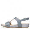 YARDINA SANDALS IN LADY BLUE