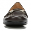 IRONIC FLATS IN OXFORD BROWN
