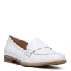 VERONICA FLATS IN WHITE