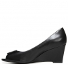 EMMA WEDGES IN BLACK