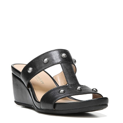 CAMBREY WEDGES IN BLACK