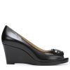 OLINA WEDGES IN BLACK