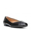 GILLY FLATS IN BLACK