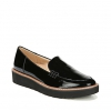 ANDIE CASUALS IN BLACK PATENT
