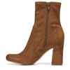 REBECCA ANKLE BOOTS IN BRANDY