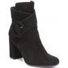 RAE ANKLE BOOTS IN BLACK SUEDE