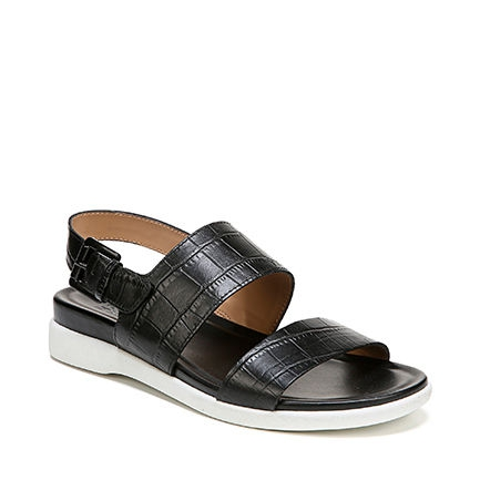 EMORY SANDALS IN BLACK