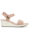 IRENA WEDGES IN VINTAGE MAUVE