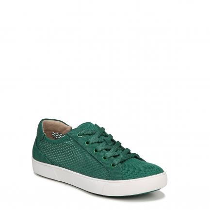 MORRISON 3 CASUALS IN GREEN MESH