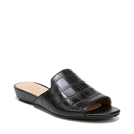 LAINE SANDALS IN BLACK