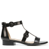 MABEL SANDALS IN BLACK
