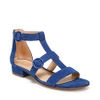 MABEL SANDALS IN SAPPHIRE