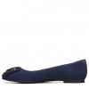GEONNA FLATS IN INKY NAVY