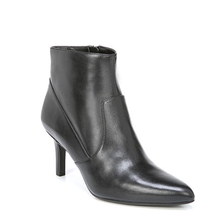 NADINE ANKLE BOOTS IN BLACK