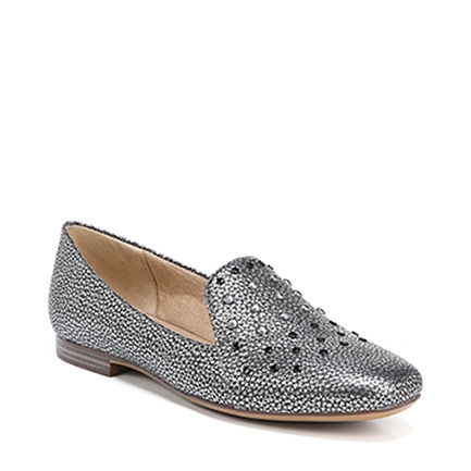 EMILINE 4 FLATS IN SILVER
