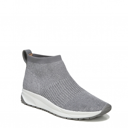 SELENA CASUALS IN GREY STRETCH