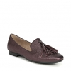ELLY FLATS IN BORDO SPARKLE