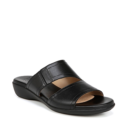 NERICE SANDALS IN BLACK