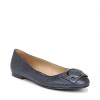 GEONNA FLATS IN NAVY SPARKLE