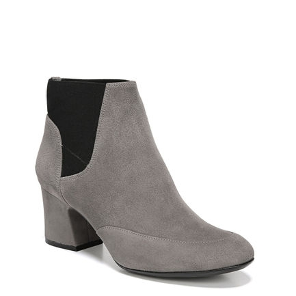 DANICA ANKLE BOOTS IN MODERN GREY