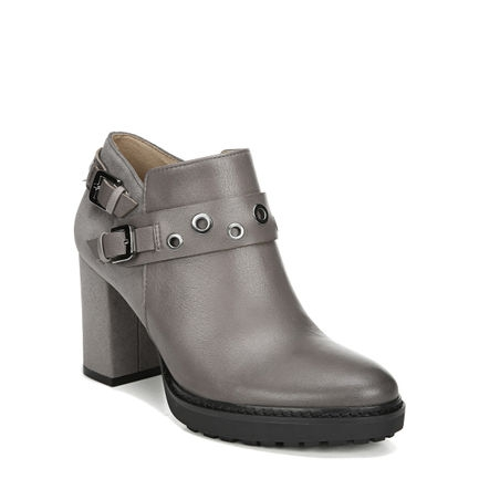 CASSIA ANKLE BOOTS IN MODERN GREY