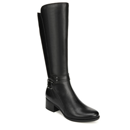 DANE FULL BOOT IN BLACK