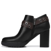 CASSIA ANKLE BOOTS IN BLACK