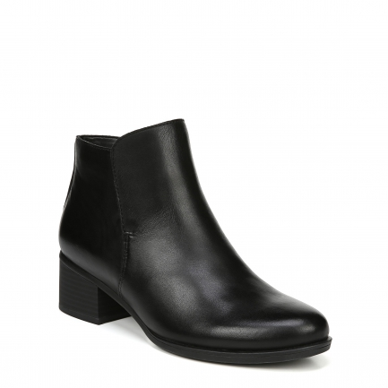 DEENA ANKLE BOOTS IN BLACK
