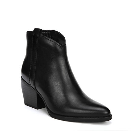 FAIRMONT ANKLE BOOTS IN BLACK