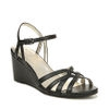GIO WEDGES IN BLACK
