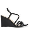 KELSI WEDGES IN BLACK