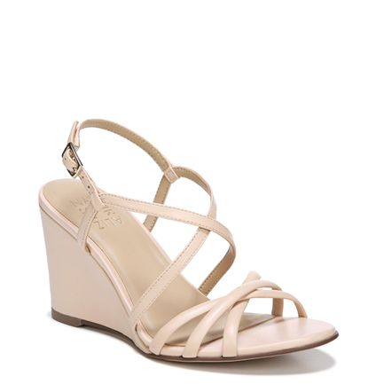 KELSI WEDGES IN SOFT NUDE
