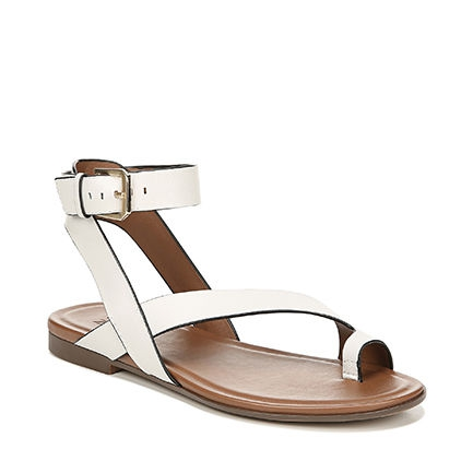 TALLY SANDALS IN VANILLA