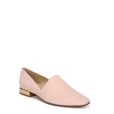 COLLETTE FLATS IN DUSTY ROSE