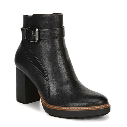 CORA_ ANKLE BOOTS IN BLACK