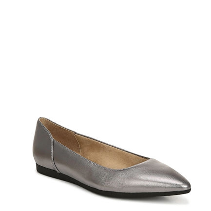 RAYNA_ FLATS IN PEWTER