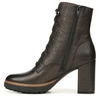 CALLIE ANKLE BOOTS IN BRONZE METALLIC