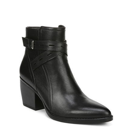 FENYA ANKLE BOOTS IN BLACK
