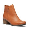 B-FRANKIE ANKLE BOOTS IN COCONUT TAN