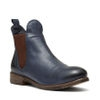 B-JORDAN ANKLE BOOTS IN NAVY