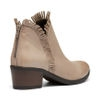 B-MORGAN ANKLE BOOTS IN DARKSTONE