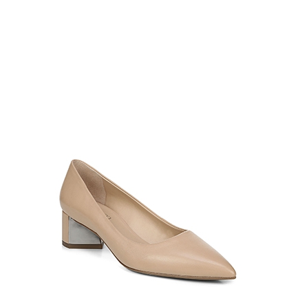 L-GLOBAL FRANCO SARTO IN SOFT NUDE