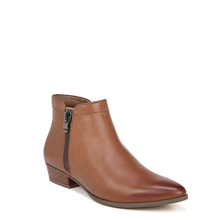 BLAIR ANKLE BOOTS IN BANANA BREAD