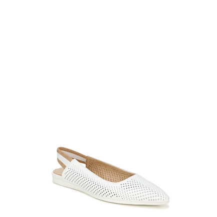 RORY2 FLATS IN WHITE