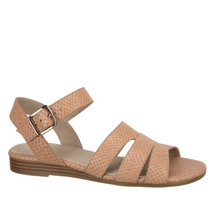 KAYE SANDALS IN GINGER SNAP