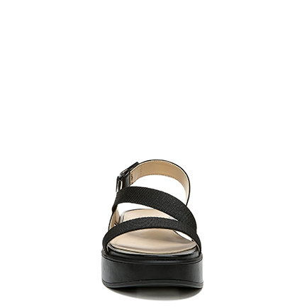 CHARLIZE2 WEDGES IN BLACK