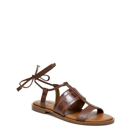 FAYEE SANDALS IN BROWN