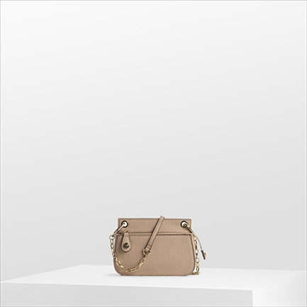 H-PARIS BAGS IN BARELY NUDE
