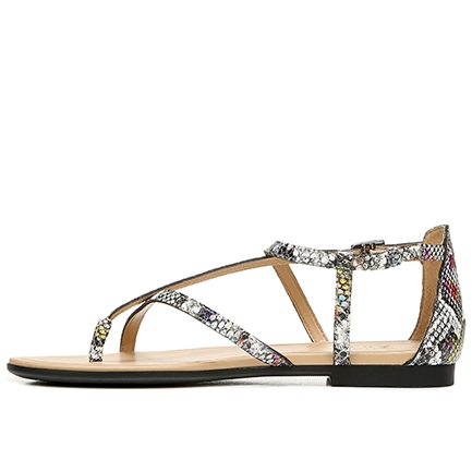 TINSLEY_ SANDALS IN SNAKE MULTI